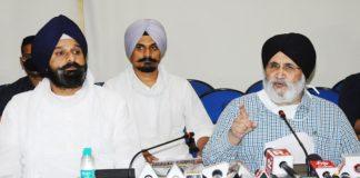 Punjab Liquor Scam | SAD Daljit Singh Cheema on Congress