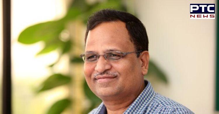 Coronavirus Delhi Test   AAP Health Minister Satyendar Jain Admitted to Rajiv Gandhi Super Speciality Hospital