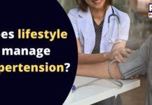 Lifestyle Manage Hypertension Treatment | Coronavirus Pandemic
