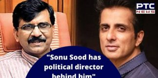 Shiv Sena Leader Sanjay Raut on Mahatma Sonu Sood | Coronavirus Lockdown