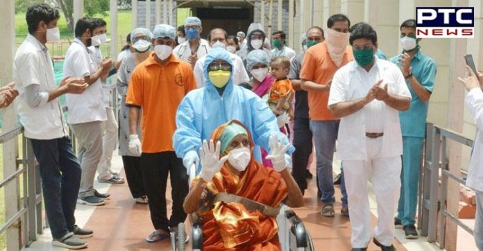 Coronavirus cases in India Cross 5.48 Lakh and Death Toll | Recovery Rate vs Active Cases