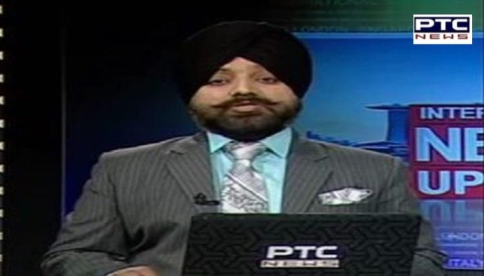 Senior journalist and PTC News anchor Davinderpal Singh Death