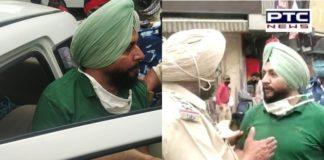 Ludhiana Police arrested Youth Akali Dal President Gurdeep Singh Gosha