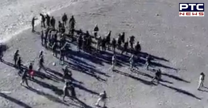 India China Standoff   Indian Army on Firing Incident At LAC in Eastern Ladakh