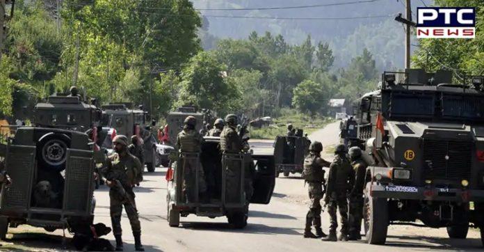 Three militants including Hizbul Commander killed in an encounter in J&K's Anantnag district