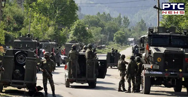 Three militants including Hizbul Commander killed in an encounter in J&K's Anantnag district