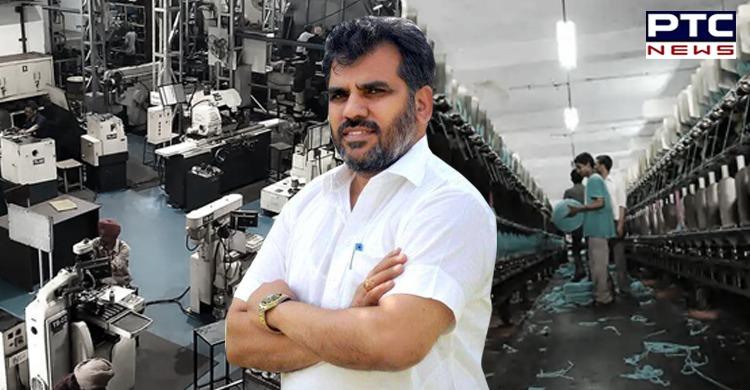 Shiromani Akali Dal | NK Sharma on Punjab MSMEs to State Congress Government