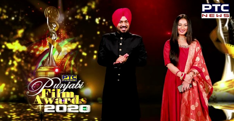 PTC Punjabi Film Awards 2020-July 3