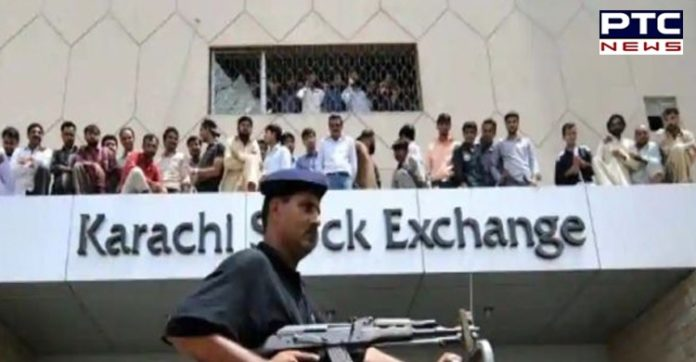 Terrorist Attack on Pakistan Stock Exchange Building Karachi | 9 Killed