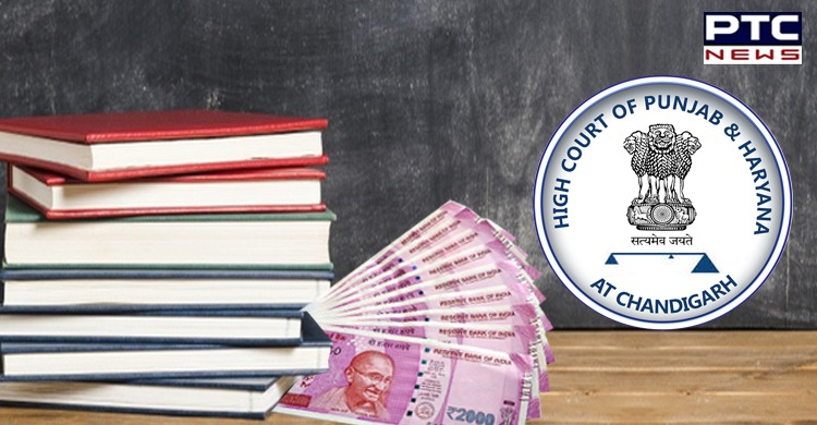 Punjab And Haryana High Court on Punjab Private Schools Charging Fees During Lockdown