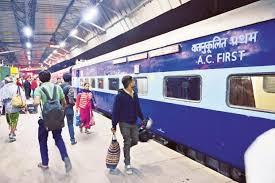 Railway canceled Trains