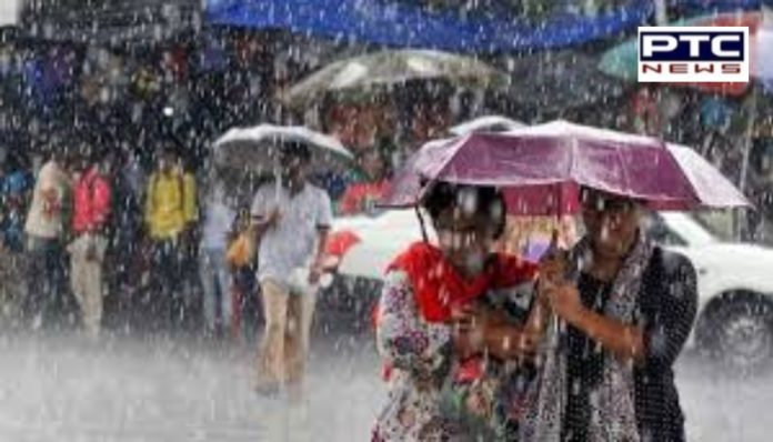 Rain in India News: Thunderstorm with rain and gusty winds to hit places in Haryana, UP and Delhi today