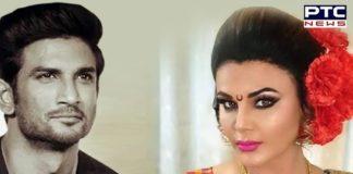 Rakhi Sawant Video on Sushant Singh Rajput Death | Hunger Strike