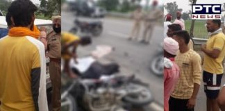 Barnala Road Accident | Father and Daughter Died | Man Killed in Samana | Punjab