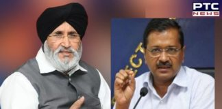 SAD condemns Kejriwal's decision of limiting Delhi hospital beds for city residents