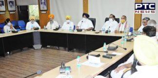 Punjab All Party Meeting | Captain Amarinder Singh | Shiromani Akali Dal and BJP