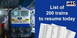 Indian Railways List of 200 Special Trains | Jan Shatabdi, Duronto, Sampark Kranti Express