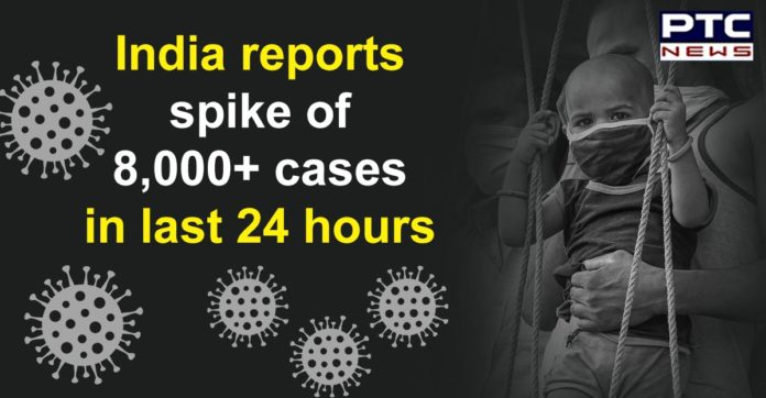 Coronavirus Death Toll in India | Confirmed Cases 1,90,535 | COVID 19 Today