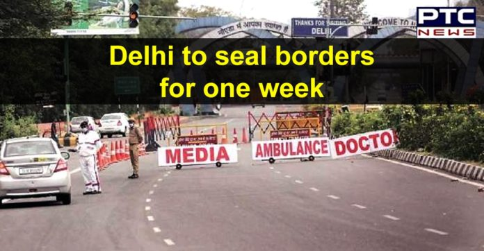 Delhi Guidelines for Unlock 1 and Lockdown 5   Borders Sealed   CM Arvind Kejriwal
