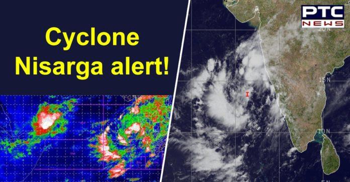Cyclone Nisarga IMD Alert   Arabian Sea   Maharashtra and Gujarat