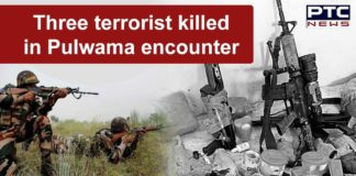 Jammu and Kashmir Pulwama Encounter | 3 JeM Terrorsts Killed in Kangan