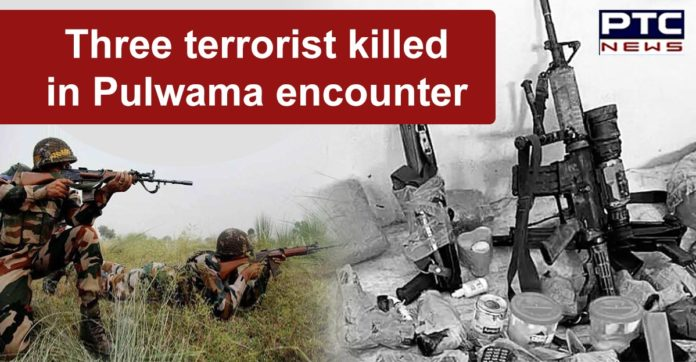 Jammu and Kashmir Pulwama Encounter | 3 JeM Terrorsts Killed in Kangan