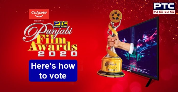 PTC Punjabi Film Awards 2020   How to Vote   PTC Network