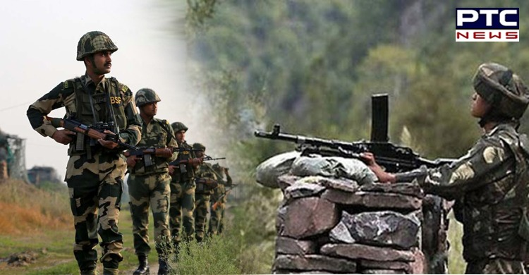 Jammu and Kashmir Rajouri Sector | Pakistan Army Posts Damaged by Indian Army