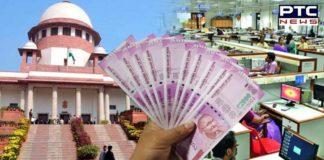 Supreme Court on Full Salary to Employees During Coronavirus Lockdown