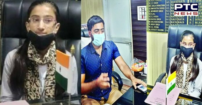 Himachal Pradesh: 14 year old peon's daughter becomes Kangra's SDM for a day