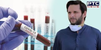 Former Pakistan cricketer Shahid Afridi tests positive for COVID-19