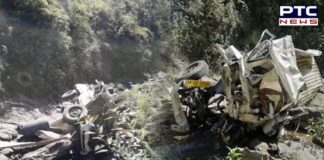 Jeep rolls down deep gorge in Himachal Pradesh's Mandi, 3 killed