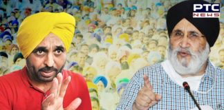 SAD asks Bhagwant Mann why he has not uttered a single word against mishandling of COVID-19 crisis by Kejriwal