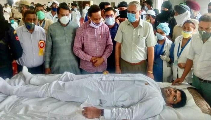 Haryana Deputy CM Dushyant Chautala attacks on Bhupinder Hooda