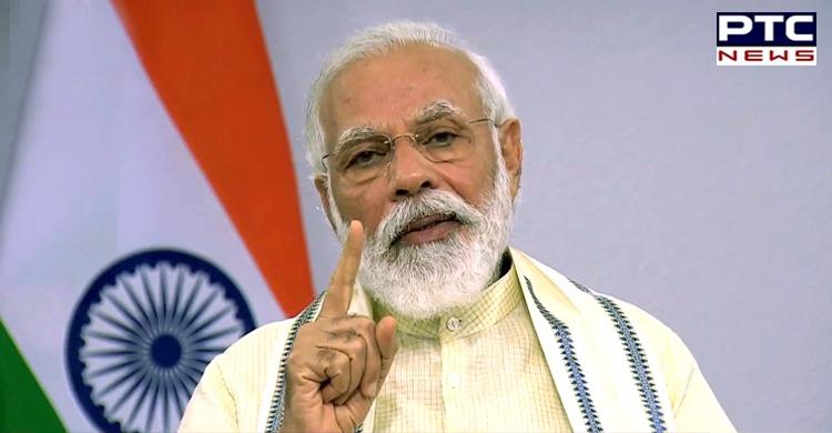 PM Gareeb Kalyan Anna Yojana will be extended: PM Narendra Modi