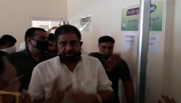 JJP Leader Ajay Chautala Attacks on Ramkumar Gautam