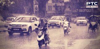 Rain in Punjab, Chandigarh, Mohali and Panchkula | Tricity Weather Prediction