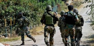 Three terrorists neutralised encounter | Jammu Kashmir News