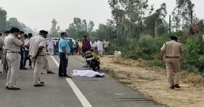 Two Police Personal Killed in Sonipat of Haryana