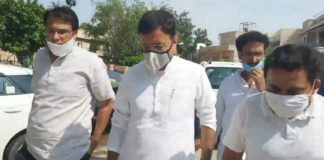 Surjewala question to Govt, Are Haryana employees slaves of BJP
