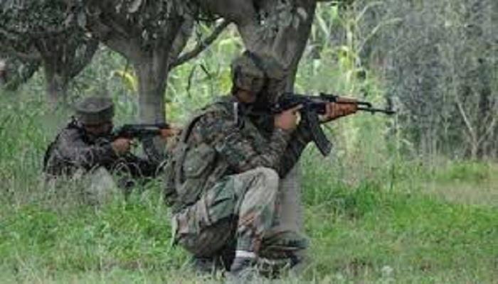 Army's operation against terrorists continues   Jammu Kashmir News