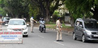 Coronavrius Chandigarh Weekend Curfew in Tricity   Mohali, Panchkula