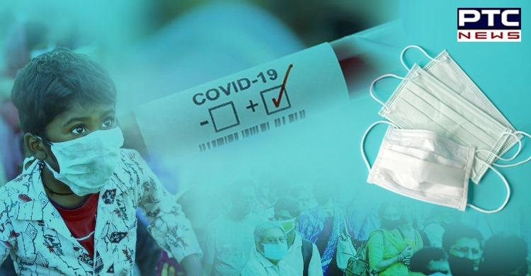 Coronavirus India Cases Death