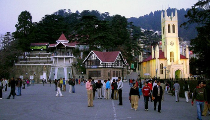 700 tourists visited Himachal in last five days | Himachal News