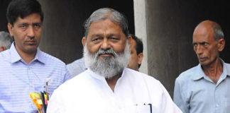 Vij took cognizance of reports of facilities not available in Covid hospitals
