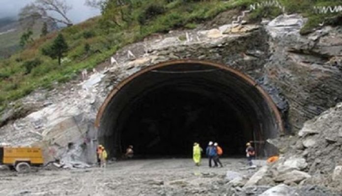 Atal tunnel would be dedicated to the people by September