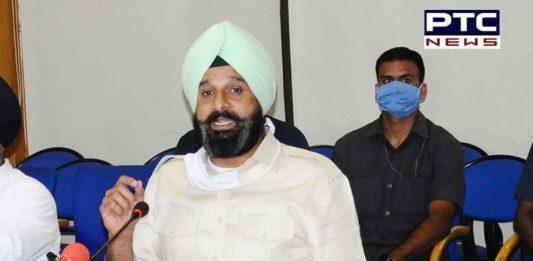 Bikram Majithia to DGP Dinkar Gupta on Amritsar SSP Dhruv Dahiya