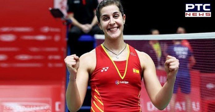 Badminton Player Carolina Marin Gives Her Medals to Doctors | Coronavirus Spain