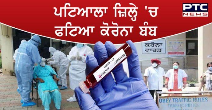 Coronavirus Patiala : : 19 more new corona cases in Patiala
