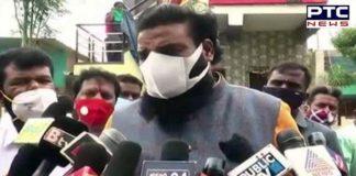 Coronavirus Karnataka Health Minister B Sriramulu Statement